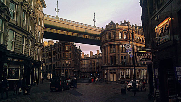 Newcastle may not be on everyone's travel bucket list, but