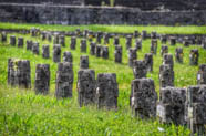 <p>Feel the fright this Halloween season with a visit to these creepy cemeteries around the world.</p>