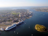<p>Find out why Halifax, Nova Scotia, is poised to become Canada's next big urban travel destination.</p>
