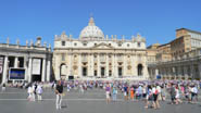 <p>Add a once in a lifetime experience to your next trip to Rome by getting a chance to see the Pope himself.</p>